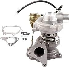 ECCPP Turbo Turbocharger Fits 2005-2006 Saab 9-2X 2004-2006 Subaru Baja 2004-2008 Subaru Forester 2002-2007 Subaru Impreza Compatible with 14412AA140 14412AA451 14411AA6309L Turbocharger