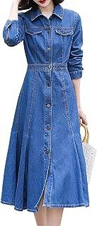 Amazon.com: Denim Shirt Dress