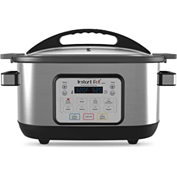Instant Pot Aura Multi-Use Programmable Slow Cooker, 6 Quart, No Pressure Cooking Functionality