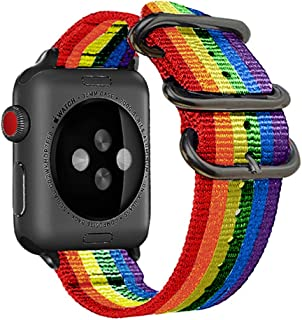 Best multi color watch band Reviews