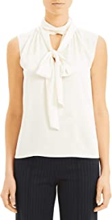 Theory Women's Tie Scarf Top