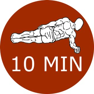 10 minute plank