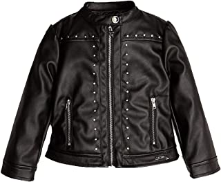 Amazon.it: giacca ecopelle Bambine e ragazze: Abbigliamento