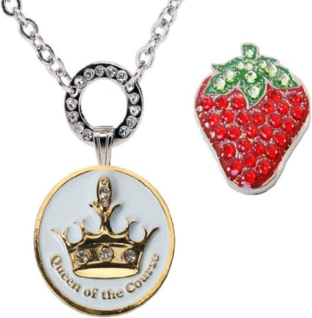 Navika Magnetic Sale Necklace with Swarovski Max 45% OFF and Strawberry G Crystal