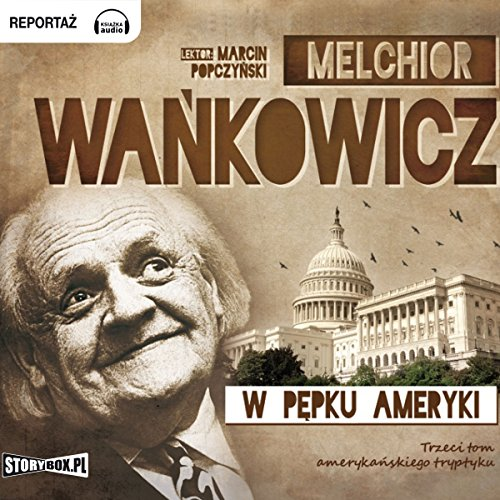 W pępku Ameryki audiobook cover art