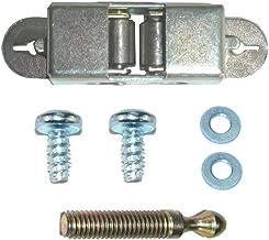 Spares2go Electric Cooker Door Catch Roller Type Latch Striker & Keeper For Bosch Oven