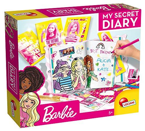 Scopri offerta per Lisciani Giochi- Barbie My Secret Diary Gioco Interattivo, Multicolore, 55951