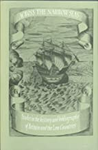 Across the narrow seas: Studies in the history and bibliography of Britain and the Low Countries : presented to Anna E.C. Simoni