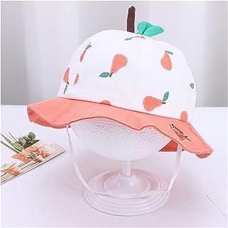 Baby Boy Girl Hat Summer Hat for Children Kids Outdoor Beach Sun Caps Cotton Fisherman's Hat Cute Fruit Bucket Hat Fashion...