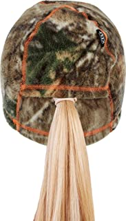 Zeek Outfitter Ladies Camo Beanie with Ponytail Hole