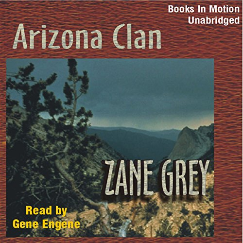 Arizona Clan audiobook cover art