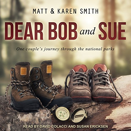 Page de couverture de Dear Bob and Sue