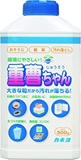 カネヨ石鹸 マルチクリーナー 重曹ちゃん本体 粉末500g ボトルタイプ