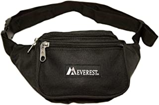 Everest Signature Waist Pack-Standard, Black