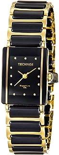 bc9854633c7 Relógio Feminino Technos Elegance Ceramic Sapphire 5Y30MYPAI 4P