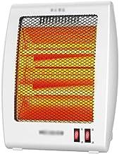 ZXMDP Estufa de Cuarzo,eléctrico Calentador eléctrico de Cuarzo Vertical de Ahorro de energía automático de Seguridad Knock-Over Cut Off, para Oficina, casa o Dormitorio