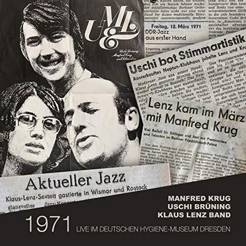 1971 – Live im Deutschen Hygiene-Museum Dresden (Live)