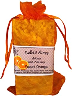 belles acres soap