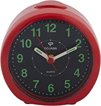 Dojana Alarm Oclock Da8830-Red-Black