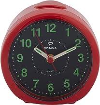 ساعة تنبيه من دوجانا، احمر، اسود - Da8830