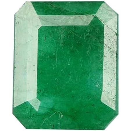 Egl Certified Emerald Cut Green Emerald Multi Use Loose Gemstone B-7556 Genuine Green Emerald Approx 3.85 Carat