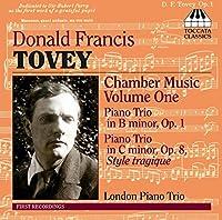 トーヴィ:室内楽作品集 1 (ロンドン・ピアノ・トリオ)