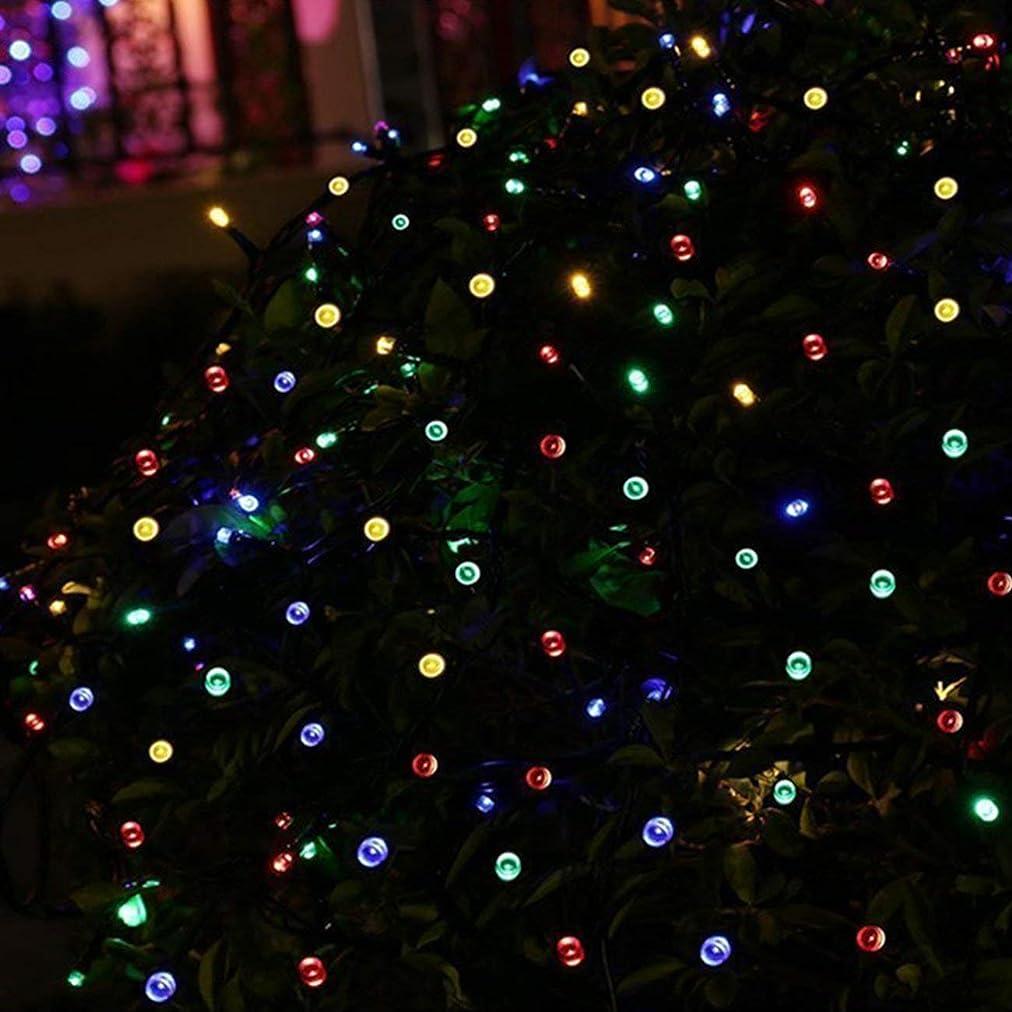 ほとんどの場合乱気流リス太陽発電 イルミネーションライト ソーラーライト屋外ガーデンライト LED電球数100 装飾 ガーデンライト IP65防水 フェアリーライト クリスマス ツリー 飾り物 点滅 パーティー 結婚式