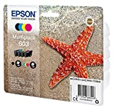 Epson Multipack 4-Colours 603 - Cartucho de Tinta