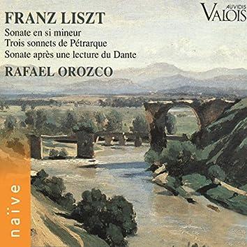 Liszt: Sonate & 3 sonnets de pétrarque