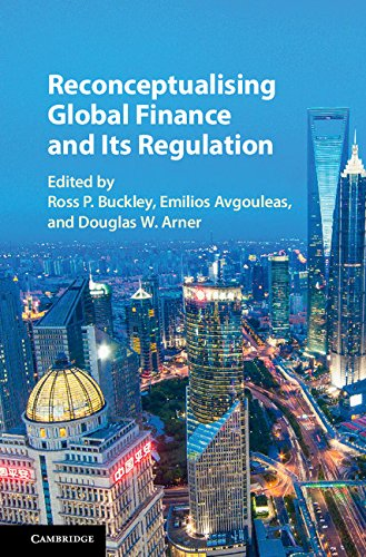Reconceptualising Global Finance and its Regulation (English Edition)