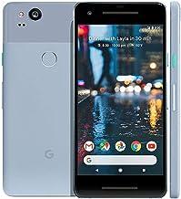 Google Pixel 2 GSM/CDMA Unlocked (Kinda Blue, 64GB) (Renewed)