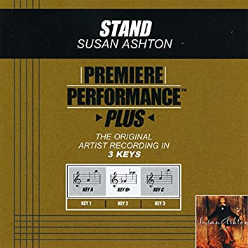Premiere Performance Plus: Stand