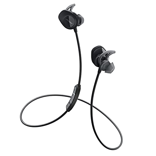 Bose  SoundSport Bluetooth Wireless In-Ear Headphones - Black