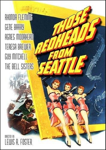 Those Redheads From Seattle (1953) [Edizione: Stati Uniti] [Italia] [DVD]