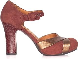 Heel Shoes - 340700 - Bronze