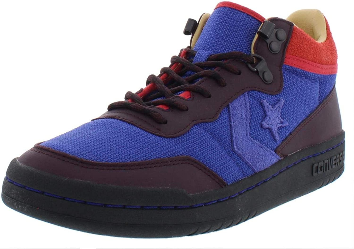 Converse Mens Fastbreak Leather Mid Top Fashion Sneakers