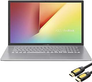 "ASUS Vivobook 17 Thin and Light Laptop 17.3"" FHD AMD Ryzen 3 3250U up to 3.50 GHz Radeon Vega 3 Graphics 20GB DDR4 RAM 512..."