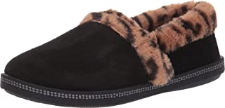 Skechers Cozy Campfire - FRISKY GAL - Microfiber Slipper with Faux Fur Lining womens Slipper
