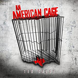 An American Cage audiobook cover art