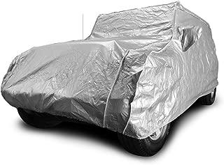 Stormshield Custom Fit 2004-2019 Jeep Wrangler Unlimited JK JL 4 Door SUV Car Cover Heavy Duty All Weatherproof Covers