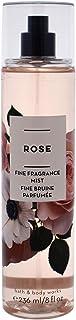 Bath and Body Works Rose for Women 8 oz Fragrance Mist