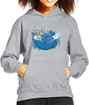 Cloud City 7 Fairy Tail Aquarius Kid's Hooded Sweatshirt