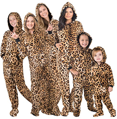 Footed Pajamas - Family...