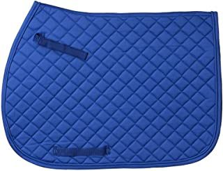 JT International Quilted Square English Saddle Pad