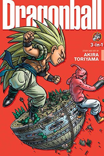 Dragon Ball (3-in-1 Edition) Volume 14