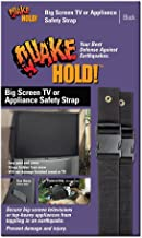 Ready America 4172 Quake Hold Adjustable Home Electronic Safety Strap, 11 in L, 50 lb, Nylon