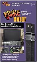 Quakehold! 4508 Ready America Quake Hold Adjustable Big Screen and Appliance Strap, 6 Ft L, 500 Lb, Nylon