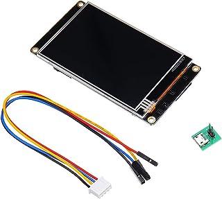 0,36 Zoll TM1637 4-stelliges LED-Digitalr/öhren-Anzeigemodul 7-Segment-Digitalr/öhren-Seriell-Treiberplatine f/ür Arduino DIY-Kits