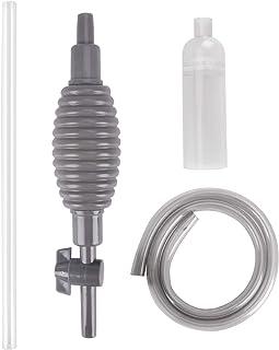 Topdirect クリーナースポイト 水草 トリミング アクアリウム 水換え 水槽お掃除用 水槽底砂用クリーナー (約1.7M)