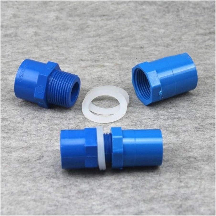 5pcs 20 25 Max 67% OFF Recommendation 32 40 50mm Aquarium Diameter Inlet PVC Inner Straight